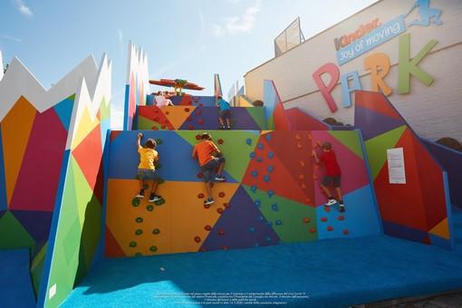 Progetto Ferrero per avvicinare i bambini allo sport diventa un parco permanente