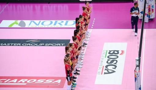 Volley femminile A1: Bosca S.Bernardo Cuneo fermata dal Covid, rinviata anche la sfida con Bergamo
