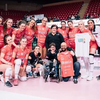La partita pià importante: Cuneo Granda Volley dona 2mila euro alla terapia intensiva del Santa Croce: