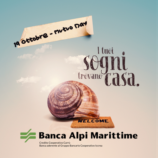 """""""Mutuo day"""": Banca Alpi Marittime apre le porte in sette filiali"""