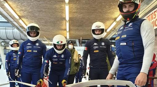 Bob: la nazionale torna a Mondovì, continua la preparazione atletica degli azzurri