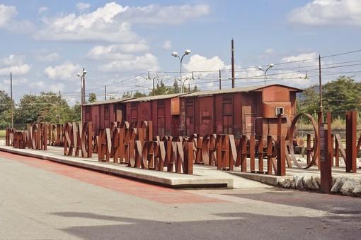 Memoriale della deportazione a Borgo San Dalmazzo