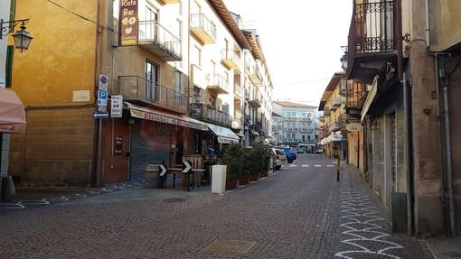 """Un mezzo della Protezione Civile invita i cittadini di Borgo a restare a casa, il sindaco Beretta: """"Segnalate eventuali assembramenti"""" (VIDEO)"""