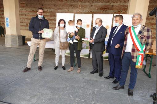 Bra, Raschera e Toma Piemontese pronti per la tradizionale premiazione dei bambini nati nel 2020 a Scarnafigi e Ruffia