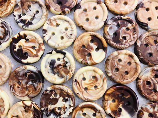 Attacca bottone… di cioccolato