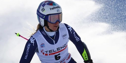 Sci alpino: Marta Bassino terza dopo le qualifiche del gigante parallelo di Sestriere