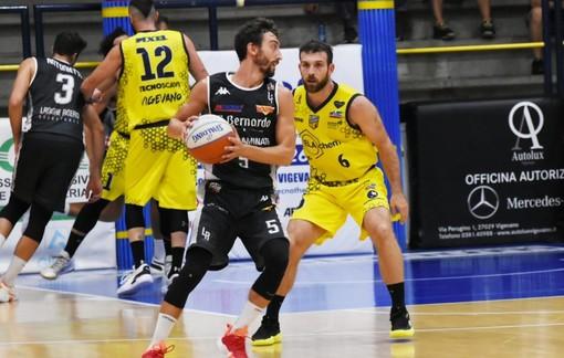 Basket, Supercoppa Serie B: la S. Bernardo Abet si arrende solo in volata alla Elachem Vigevano