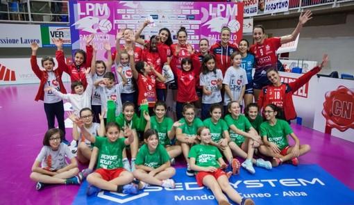 Dalla sinergia tra Lpm pallavolo Mondovì e Vicoforte Volley Ceva nasce una nuova Under 15