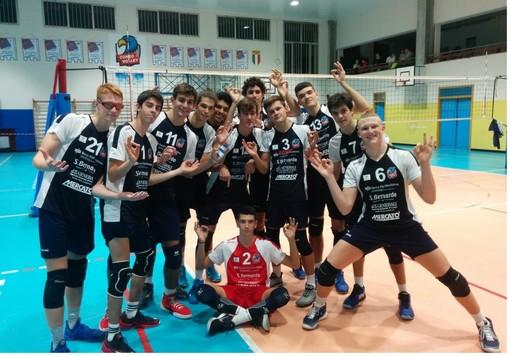 Volley maschile Serie C:  la BAM Mercatò Cuneo supera Parella al tie-break