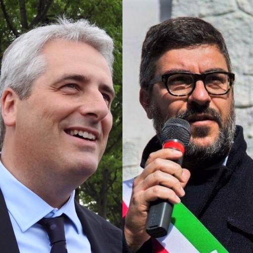 Borgna e Calderoni, due sindaci per rianimare un centrosinistra in affanno