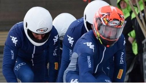 Il bob su pista artificiale apre la stagione con il raduno atletico di Mondovì