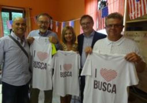 Busca: discendenti di emigranti buschesi negli Stati Uniti in visita in città