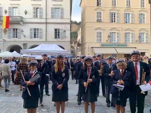 A Ceva la Banda Adriano-Bersone-Masenti festeggia Santa Cecilia