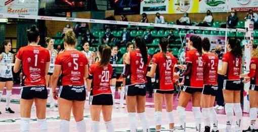 Volley femminile A1, Bosca S.Bernardo Cuneo: un caso di positività al Covid-19 nello staff, rinviata la sfida con Novara