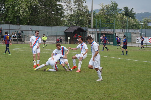 Prima Categoria, primo turno playoff: Boves MdG-Marene 1-0, la Fotogallery dell'incontro