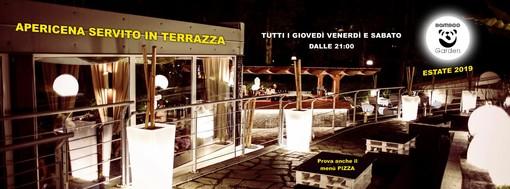 Torino: al Bamboo Club apre la terrazza estiva per un'estate spettacolare!