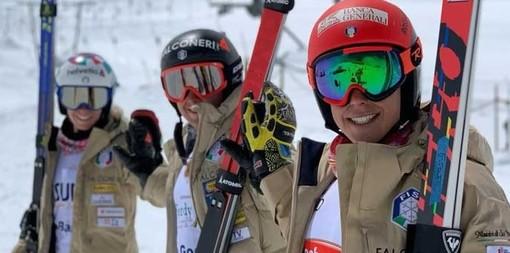 Sci alpino femminile: allenamenti a Cervinia per Marta Bassino, Federica Brignone e Sofia Goggia