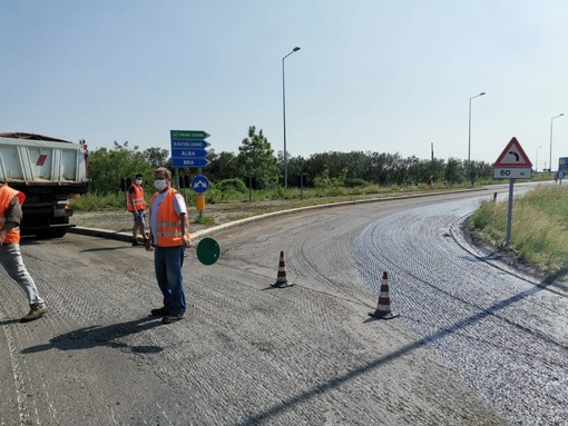 Provincia: cantieri aperti su tutte le strade provinciali per lavori di bitumatura