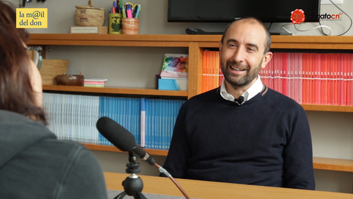 Il direttore Barbara Pasqua intervista Don Marco Gallo