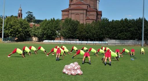 Calcio, Serie D - Vacanze terminate per il Bra, i giallorossi hanno iniziato la preparazione