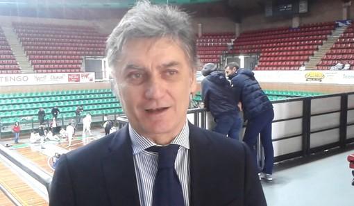 Beppe Lauria confermato presidente del Circolo Schermistico di Cuneo