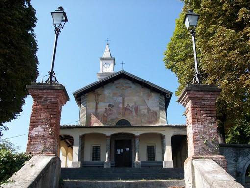 Al Santuario di Monserrato si recita il rosario per tutti i defunti nel lockdown di Borgo San Dalmazzo