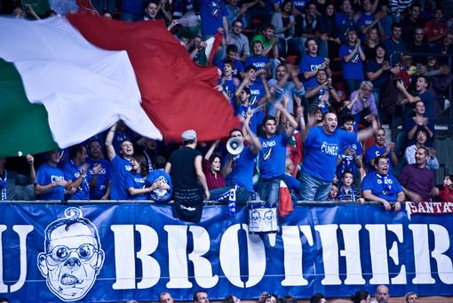 Undici anni fa lo scudetto del volley: la preghiera dei Blu Brothers al presidente del tricolore