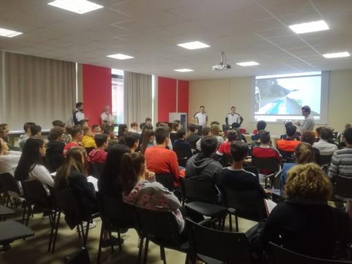 """Al Bodoni di Saluzzo conferenza sul progetto """"Sic2Sic"""""""