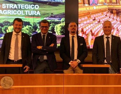 """Made in Italy, Lega, """"etichettatura salumi finalmente obbligatoria: nostra vittoria per produttori e consumatori"""""""