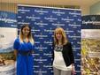 Bra – movimento donne. Da destra: Maria Bonardo (delegata Movimento Donne Impresa) e Jessica Patrizia Capocchia (vice).