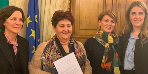 """Dazi Usa, Gribaudo (PD): """"Consegnate a Bellanova 18.000 firme dei vignaioli italiani"""""""