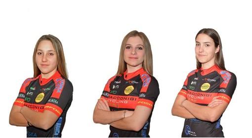 Ciclismo - Racconigi Cycling Team, si riparte: tre atlete alla Cronochallenge di Roveredo di Guà