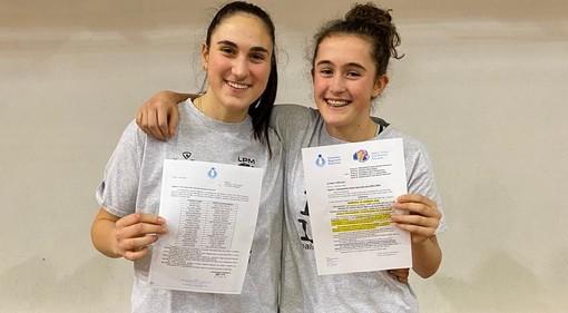Volley femminile: Lpm pallavolo Mondovì, Baldizzone e Avico convocate dalla Fipav