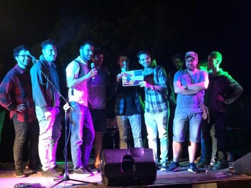 Il cantautore Michele Reggio vince la battaglia delle band 2018 di Alba