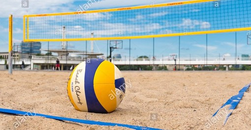 Sanremo, torna il grande beach volley nazionale