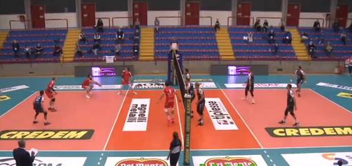 Volley maschile A2: nel primo turno di campionato Cuneo cade al tie-break sul campo di Bergamo
