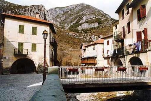 Il piccolo paese di Briga Alta