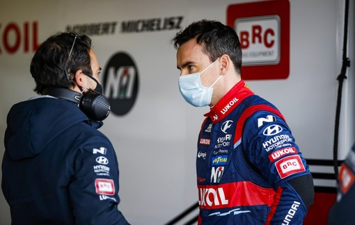 Motori: BRC Racing Team si prepara per il WTCR 2021
