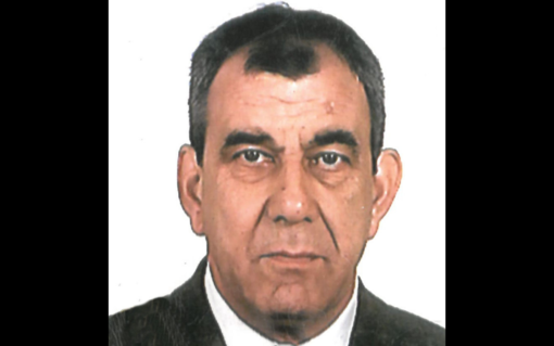 L'ingegner Angelo Breida, 76 anni