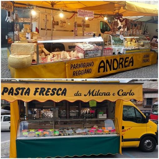 """A Castagnito arriva il """"mercato del fresco"""""""