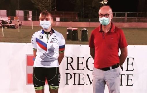 Ciclismo: Carlotta Fantini campionessa regionale Keirin Allieve