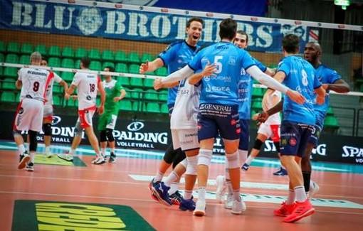 Share da record per il Cuneo Volley