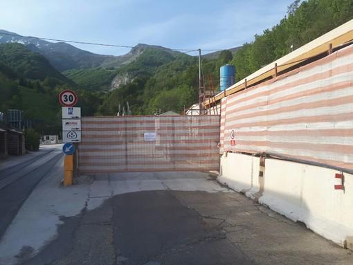 Il silenzio al tunnel di Tenda: il giorno dopo il sequestro del cantiere