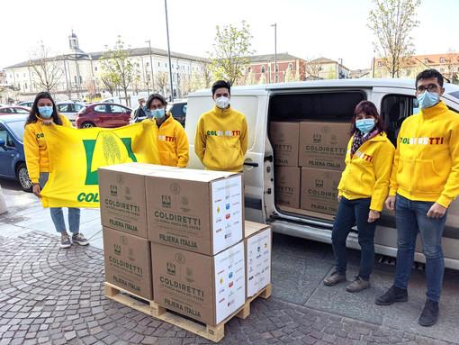 """Pasqua, Coldiretti Cuneo: """"Grande operazioni di solidarietà per le famiglie bisognose"""""""