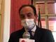 Alberto Cirio intervistato questa mattina a Racconigi