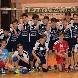 Alti e bassi, nel fine settimana, per il settore giovanile di Cuneo Volley
