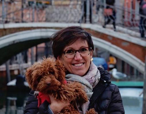 Cristina, la mamma di Luca
