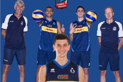 Cuneo Volley: fino a fine settembre allenamenti gratuiti per i nati tra 2007 e 2012