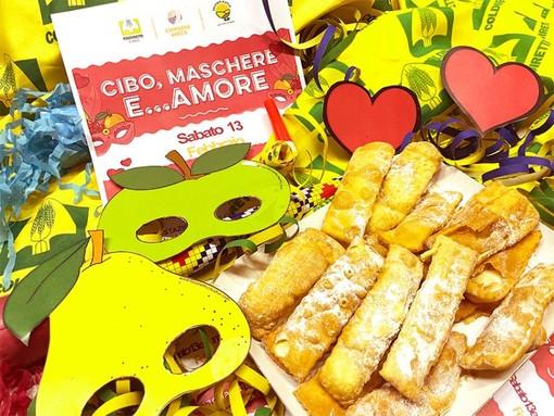 """Coldiretti: a Cuneo """"Cibo, maschere e... amore"""" con Campagna Amica"""