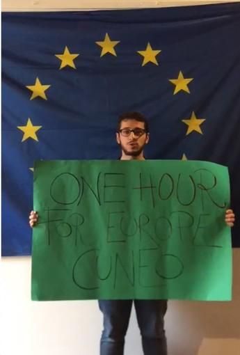 """""""One Hour For Europe"""": i giovani cuneesi si preparano alla marcia per il clima"""